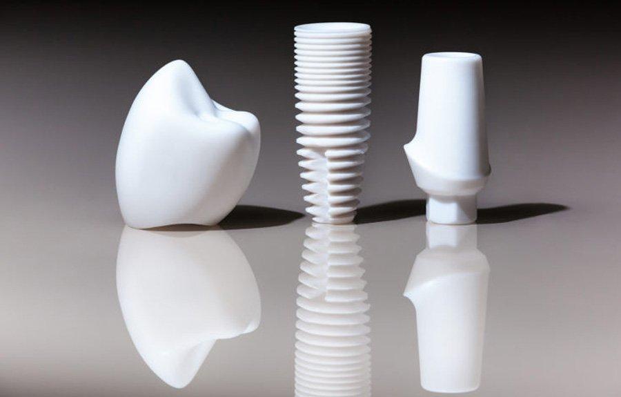 Zirconium-implants
