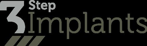 3 step implants