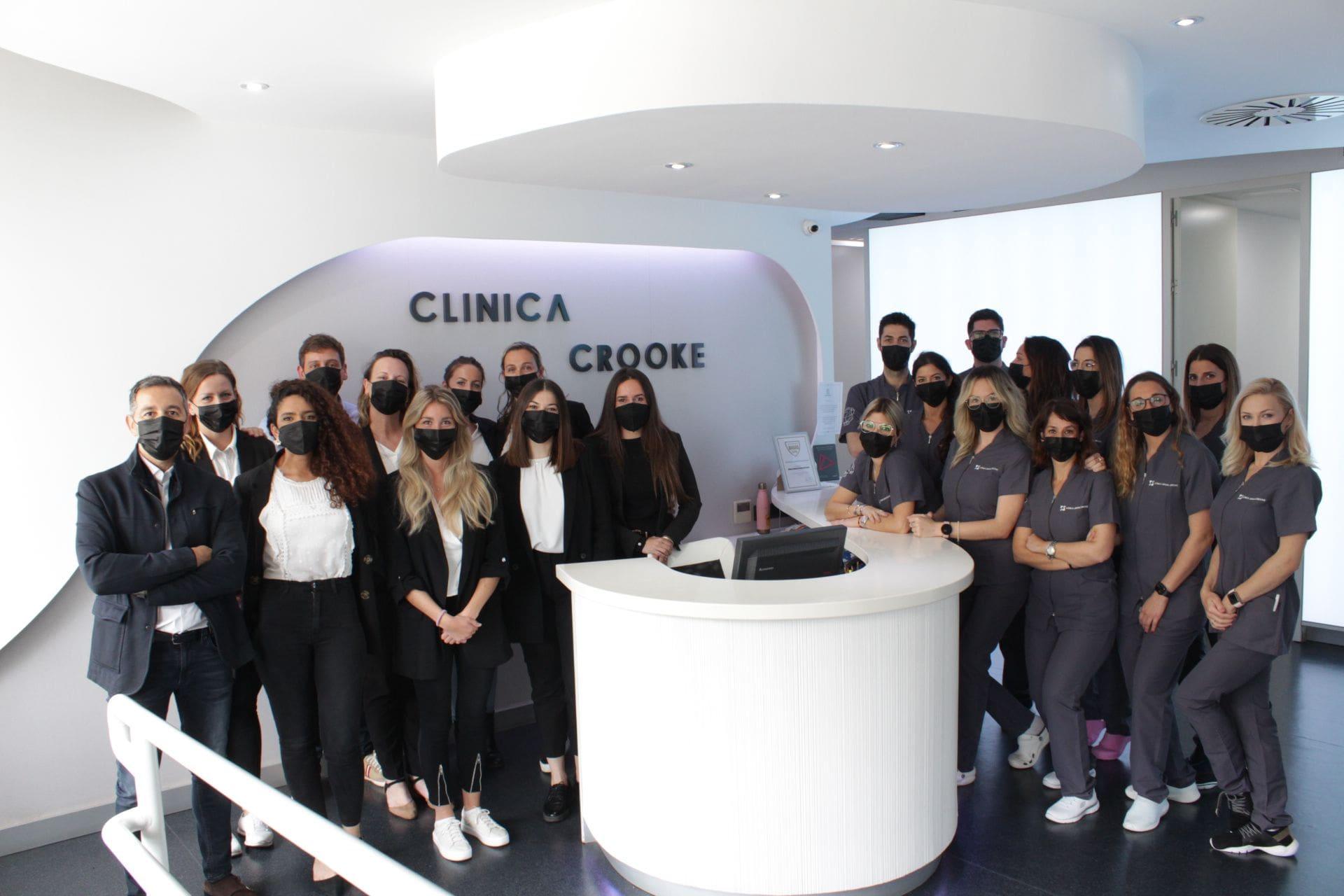 crooke clinics team